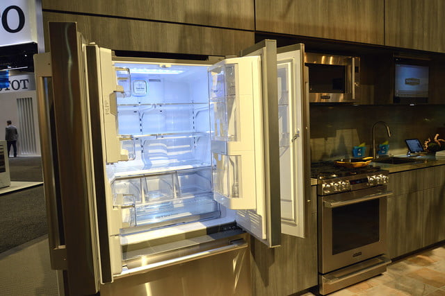 signature is a luxury smart appliance brand from lg kitchen suite built in side by refrigerator 0352
