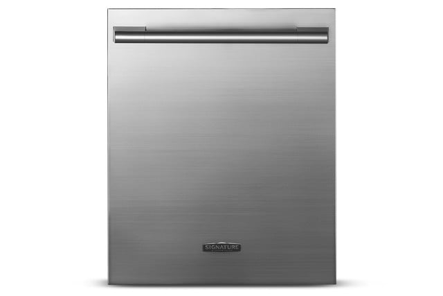 signature is a luxury smart appliance brand from lg kitchen suite dishwasher