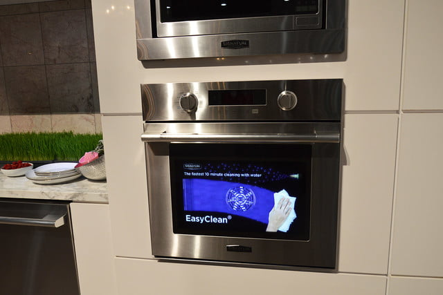 signature is a luxury smart appliance brand from lg kitchen suite wall oven 0374