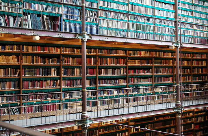 digital library of babel contains every possible book ever librarybabel