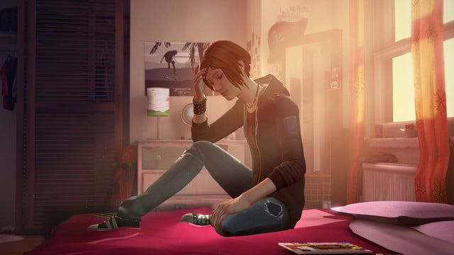 Life Is Strange: Before the Storm interview bedroom