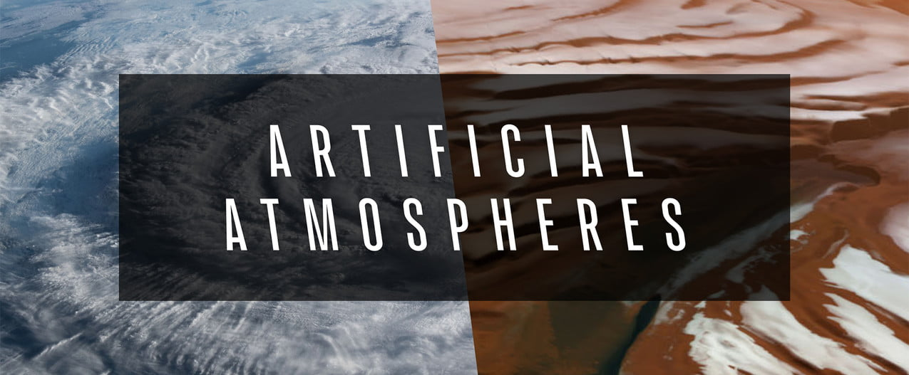 Artificial Atmospheres: How we'll build a base on Mars