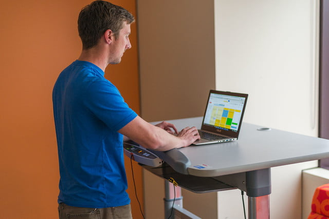 why you should try using a treadmill desk at work lifespan tr1200 nick 1