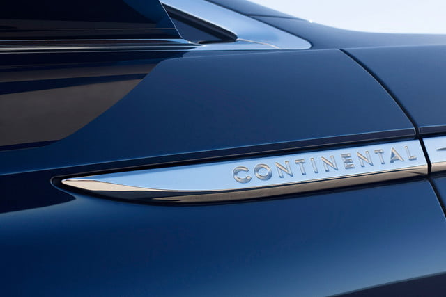 top 5 concept cars of 2015 opinion pictures specs lincolncontinentalconcept 10 detail badgea