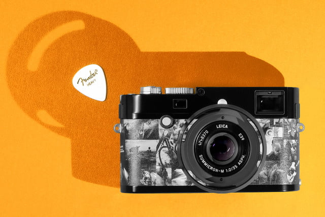 leica m monochrom signature special edition mono a summers yellow