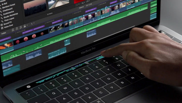 2016 macbook pro touch bar supported apps v2