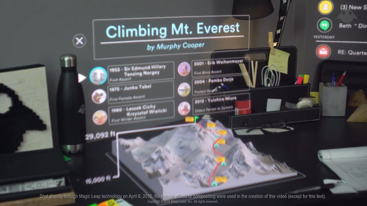google leads major investment magic leap
