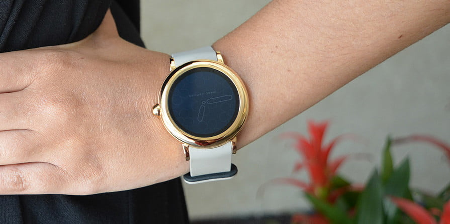 Marc Jacobs Riley Touchscreen Smartwatch Review Digital Trends