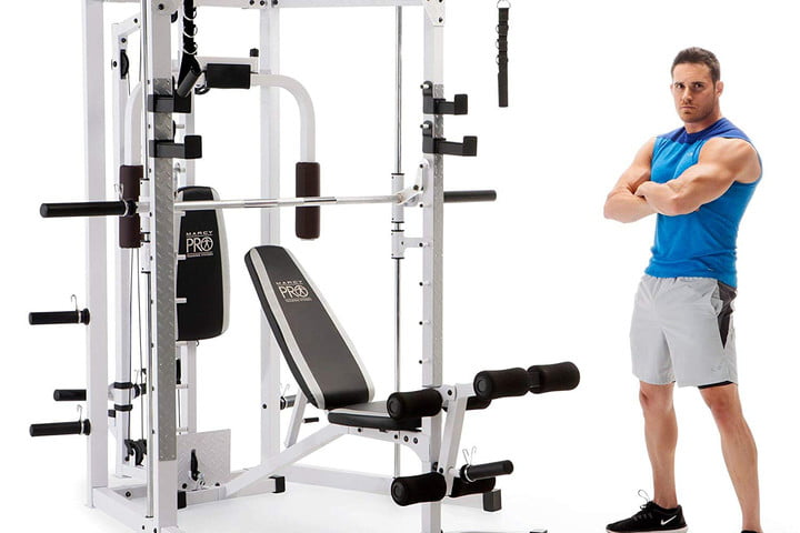 marcy smith machine cage system home gym resized