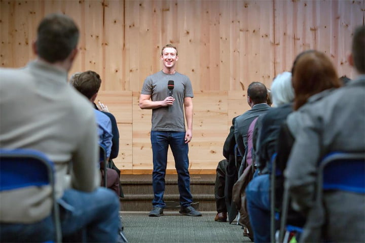 facebook china shareholder meeting mark zuckerberg