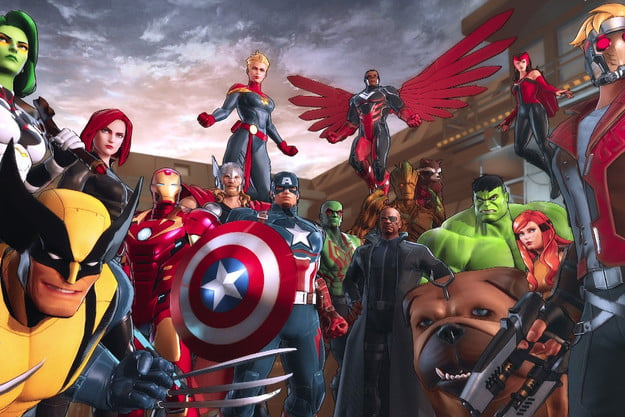 marvel ultimate alliance 3 the black order review screens 4