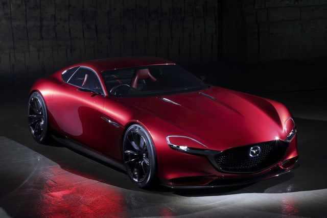 top 5 concept cars of 2015 opinion pictures specs mazda rx vision 1