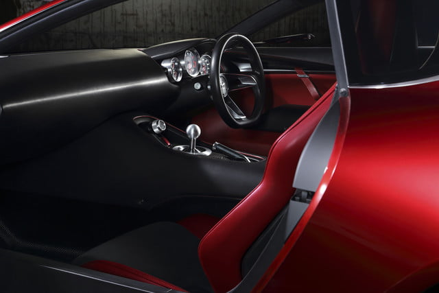 top 5 concept cars of 2015 opinion pictures specs mazda rx vision 13
