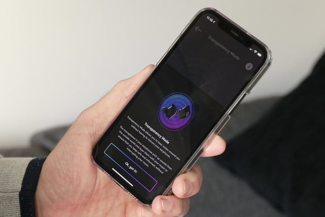 cambridge audio melomania touch review app transparency