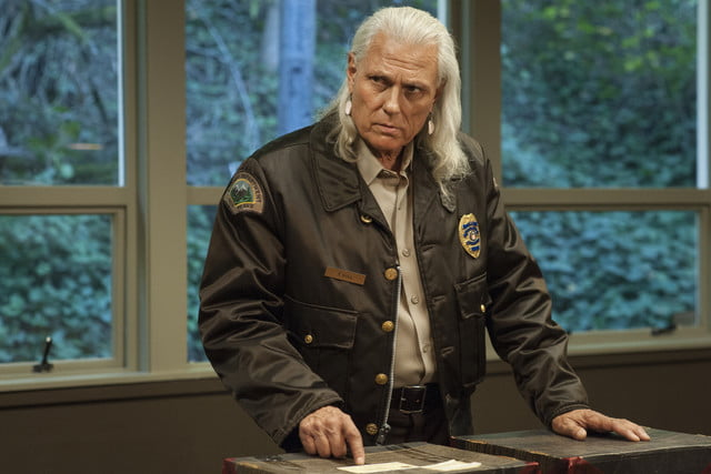 twin peaks part one two analysis michael horse in a still from  photo suzanne tenner showtime
