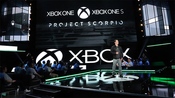 microsoft e3 2018 changes 2016 xbox project scorpio