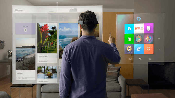 patent suggests microsofts next hololens could tell where youre looking microsoft preorders