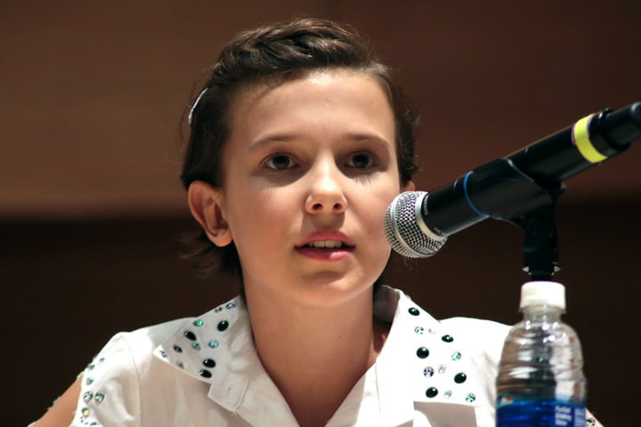 godzilla king of the monsters millie bobby brown phoenix comiccon