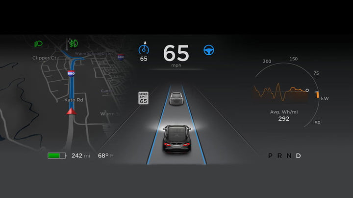 musk teslas autopilot is 50 percent better at avoiding accidents than you are model s