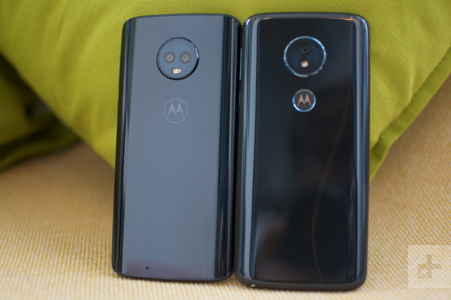 Motorola Moto G6 Vs Moto G6 Play Is The G6 Worth The Extra Cash Digital Trends