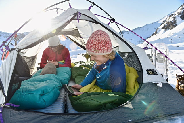 best gear for sleeping on plane trains and buses mountain hardwear ghost lite  100