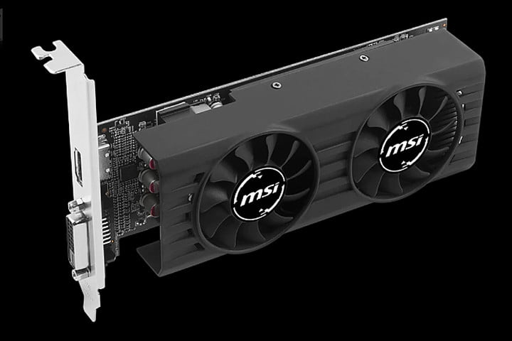 msi low profile radeon graphics cards rx 460 4gt lp