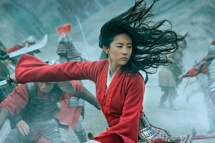 How visual effects made Mulan's battles bigger and its hero fly higher