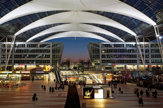 best airports for layovers munich airport