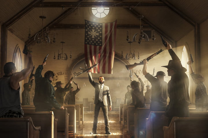 Music of Far Cry 5 -- Church