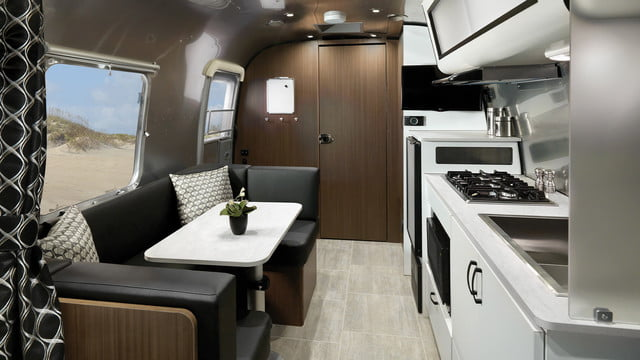airstream 2020 bambi and caravel are more camping than glamping my20 caravel22 gallery interior f2b 11