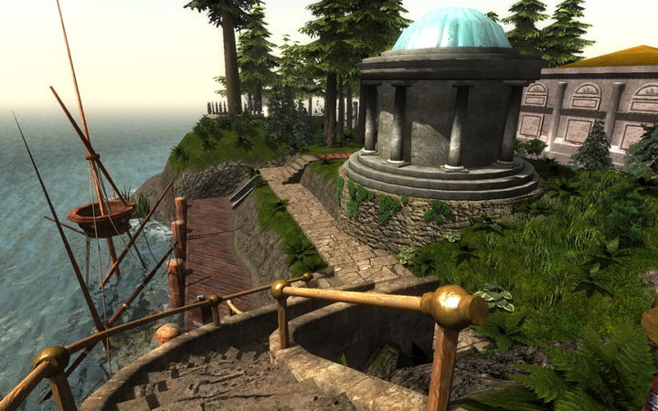 myst adapted tv series