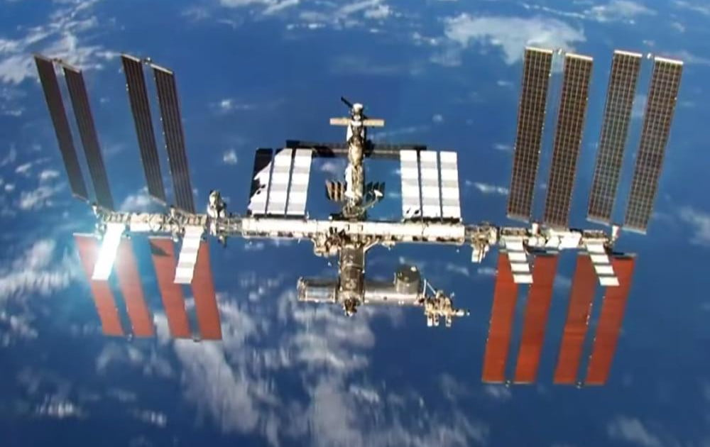 NASA still puzzled by source of space station air leak