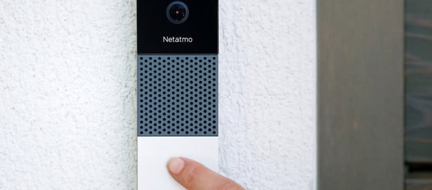 netatmo new video doorbell homekit compatible smart vido