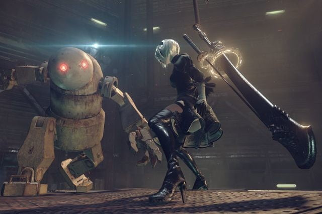 nier automata pc version launching soon nierautomatasteam