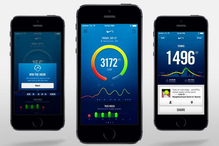 nike move app iphone 5s released fuelband