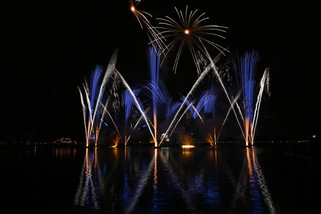 how to photograph fireworks nikon z6 review sample shots 5992