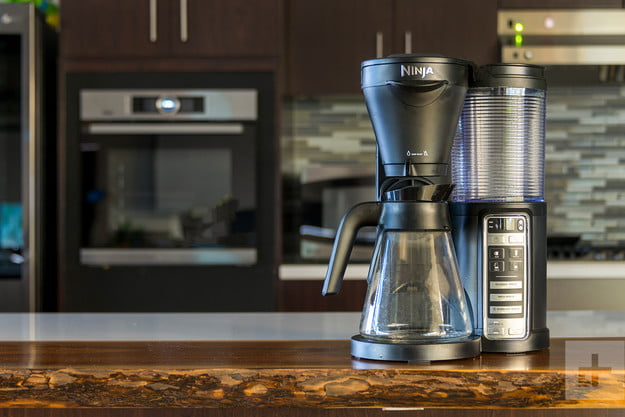 Ninja Coffee CF020 Series review offset right