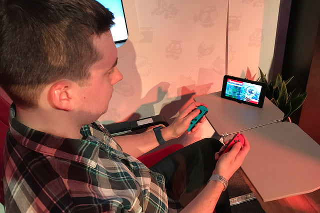 Nintendo Switch: Hands On
