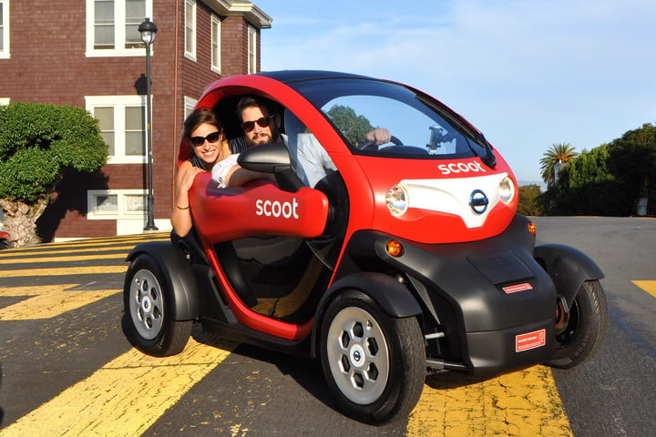 Nissan Scoot Networks Scoot Quad
