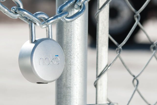 Noke Bluetooth Padlock