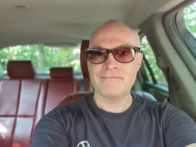 samsung galaxy note 20 ultra review selfie