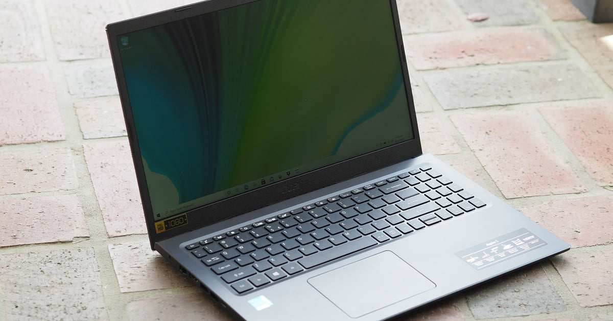 Acer Aspire 5 (2021) review: Not easy on the eyes