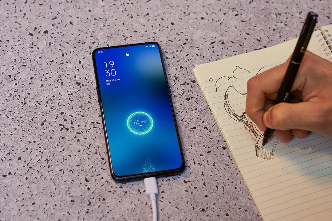 Oppo SuperVOOC Fast Charge 2.0
