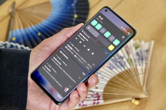 oppo find x3 pro review notifications