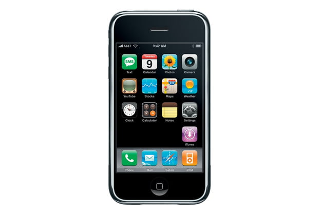 Original Apple iPhone Gen 1 Review