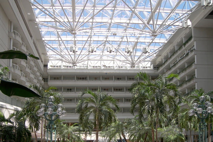Orlando Airport J.D. Power Best Airports
