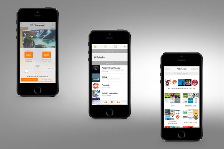 Overcast for iphone