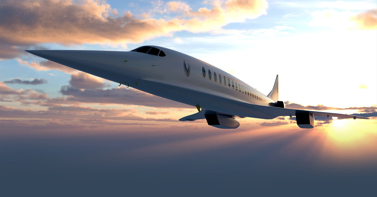 Here comes the Boom: Meet the team that's bringing back supersonic air travel