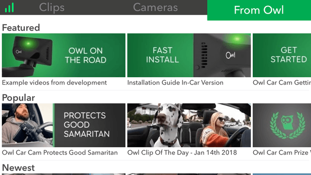 owl car cam review mobile app 004