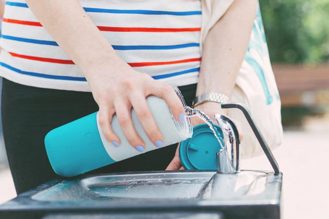 let smart cup ozmo help you stay hydrated and appropriately caffeinated filled